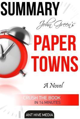 John Green's Paper Towns Summary