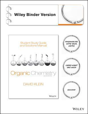 David Klein Organic Chemistry Solutions Manual Pdf