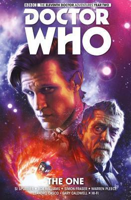 Doctor Who: The Eleventh Doctor, Vol. 5: The One