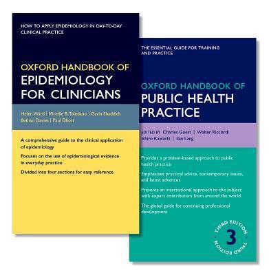 Oxford Handbook of Epidemiology for Clinicians and Oxford Handbook of Public Health Practice, 3e.