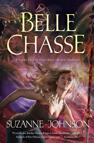 Book Review: Suzanne Johnson's Belle Chasse