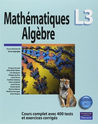 Mathématiques L3 - Algèbre