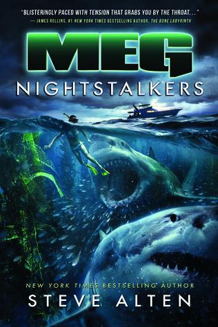 Nightstalkers (MEG, #5)