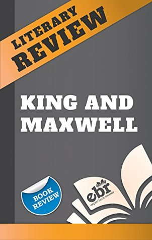 Book Review - King And Maxwell (King & Maxwell Series #6) (Unofficial)
