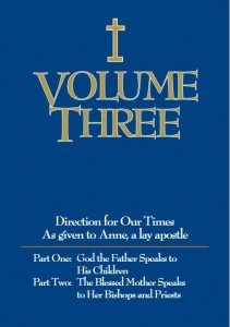 God the Father Speaks to His Children / Blessed Mother Speaks to Priests and Bishops (Direction for Our Times, Vol. 3)
