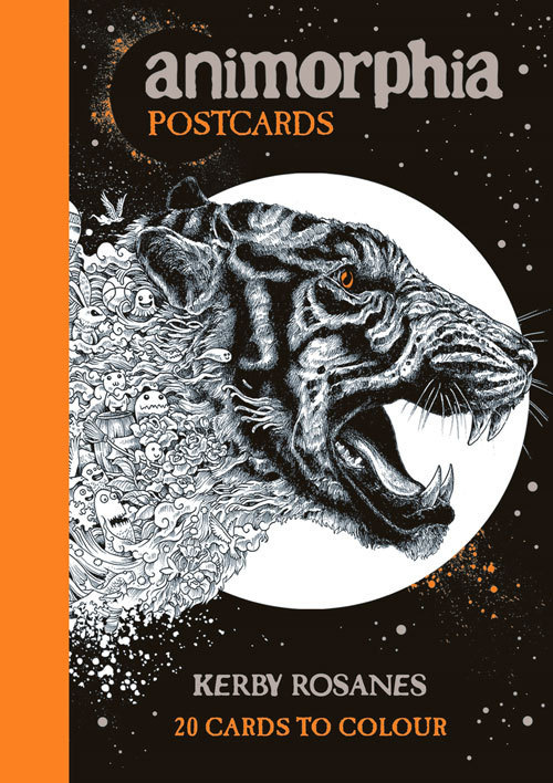 Animorphia Postcards