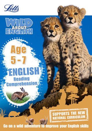 Letts Wild About – English — Reading Comprehension Age 5-7