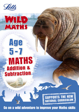 Ebooks portugais téléchargement gratuit Letts Wild About – Maths — Addition and Subtraction Age 5-7 PDF by Collins 1844198847
