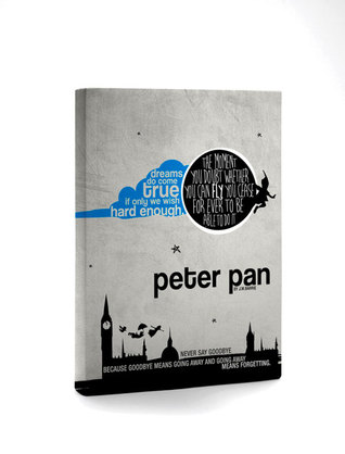 Peter Pan Hardcover Journal: (Hard Cover Notebook) par Anonymous