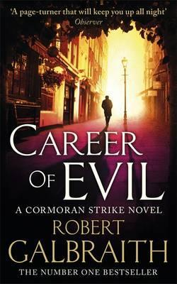 Career of Evil (Cormoran Strike, #3)