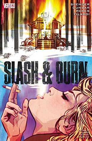 Slash Burn 5 By Si Spencer