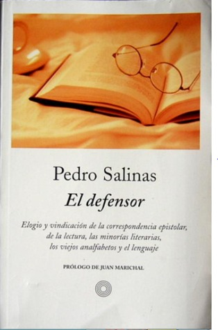 El defensor by Pedro Salinas