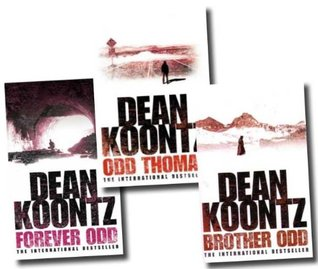Dean Koontz 3 Books Collection Set