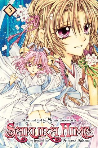 Sakura Hime: The Legend of Princess Sakura, Vol. 3