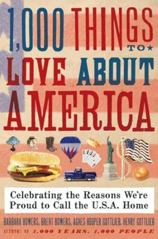 Descargas de libros de Epub 1,000 Things to Love About America: Celebrating the Reasons We're Proud to Call the U.S.A. Home