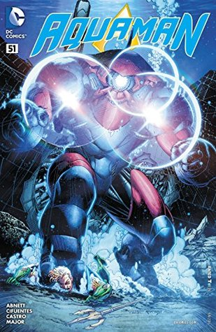 Aquaman (2011-) #51