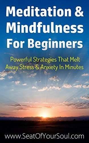 Meditation And Mindfulness For Beginners: Powerful Strategies That Melt Away Stress & Anxiety In Minutes