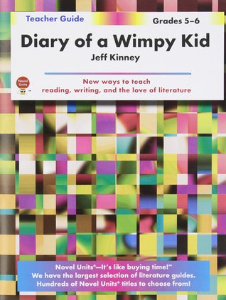 Diary of a Wimpy Kid: Teacher Guide (Novel Units)