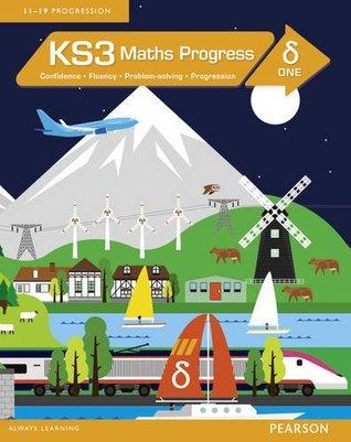 KS3 Maths Progress: Student Book Delta 1