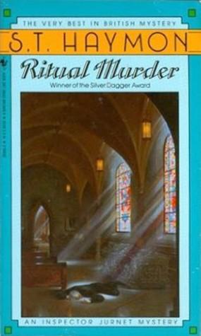Ritual Murder by S.T. Haymon
