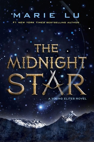 Image result for The Midnight Star cover