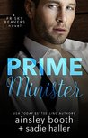 Book cover for Prime Minister (Frisky Beavers, #1)