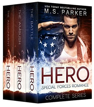 Hero: Complete Series Box Set (Hero: Special Forces Romance ,#1-3)