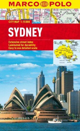 Marco Polo Sydney City Map