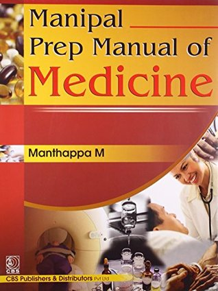 Manipal Prep Manual in Medicine