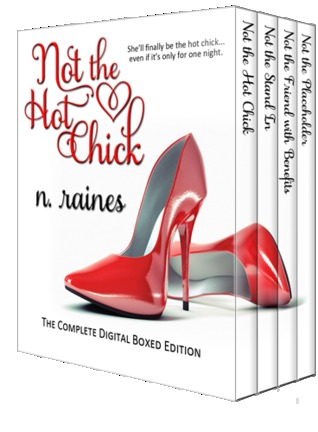 Not the Hot Chick: Complete Boxed Set