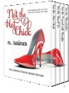Not the Hot Chick by N. Raines