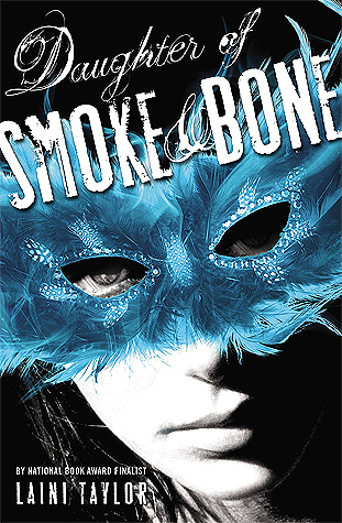 Image result for daughter of smoke and bone goodreads
