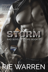 Storm (Bad Boys of X-Ops, #3)