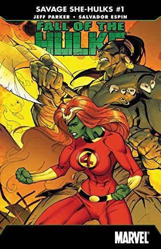 Fall of the Hulks: The Savage She-Hulks #1