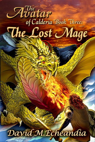 Ebook The Lost Mage by David M. Echeandia TXT!