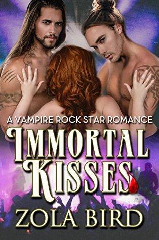 Immortal Kisses (Vampire's Song, #1)
