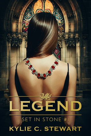 Set in Stone (Legend, #1)