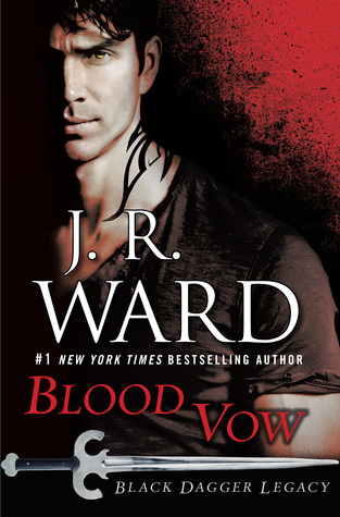 Book Review: Blood Vow by J.R. Ward