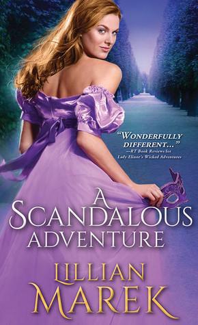 A Scandalous Adventure (Victorian Adventures, #3)