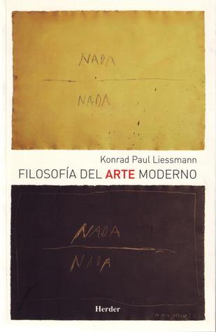 Filosofía del arte moderno