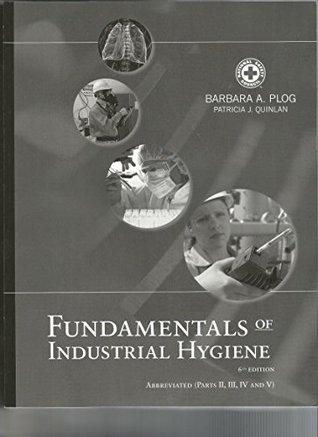 Fundamentals of Industrial Hygiene 6th Edition