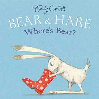Bear  Hare -- Where's Bear?