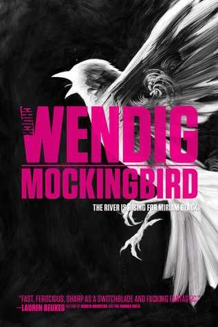 Ebook Mockingbird by Chuck Wendig read!