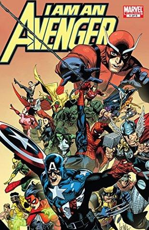 I Am An Avenger #1