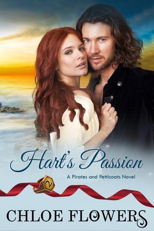 Hart's Passion (Pirates & Petticoats #2)