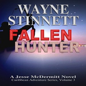 Fallen Hunter (Jesse McDermitt Caribbean Adventure #3)