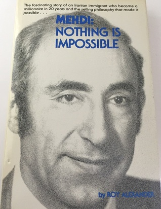 Mehdi: Nothing is Impossible