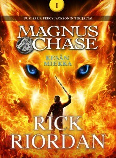 Kesän miekka (Magnus Chase and the Gods of Asgard, #1)