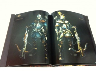 Heroes of Might & Magic 6 Art book