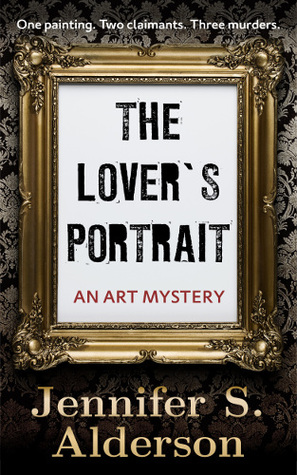 The Lover's Portrait: An Art Mystery (Adventures of Zelda Richardson, #2)